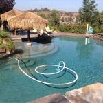 swimming pool installation in Cardiff, Carlsbad, Encinitas, La Mesa, San Diego, Rancho Penasquitos, and Jamul